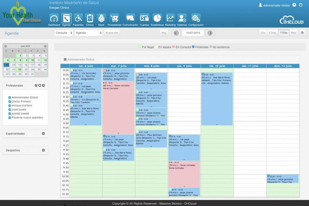 Agenda citas online menina para trio São Vicente-20746