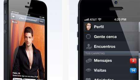 Aplicacion movil conocer gente cerca sexo ahora Leganés-2519