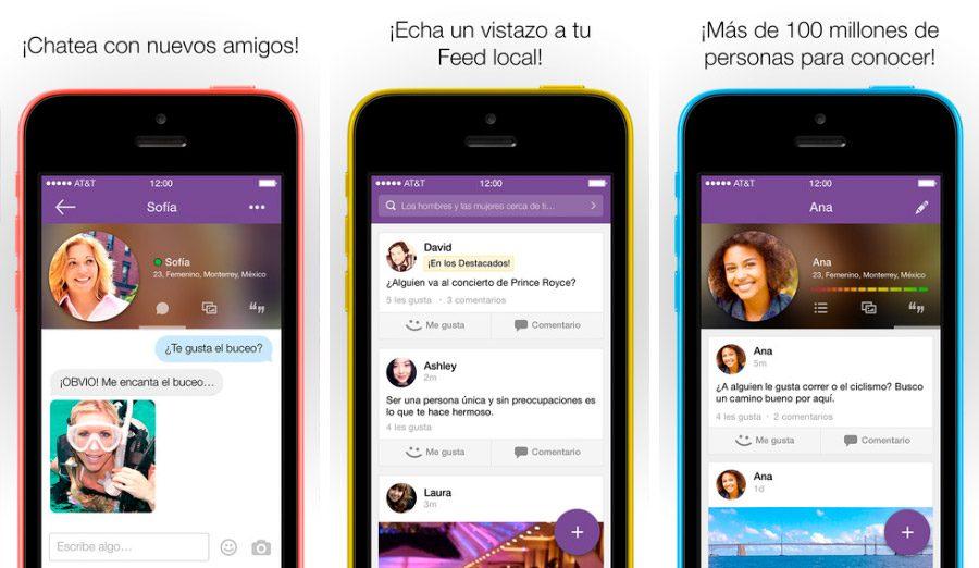 Aplicacion para conocer personas chile foda avó Guarda-99185