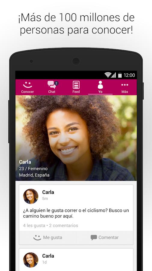 Aplicaciones para conocer gente como badoo bisex pareja Guecho-89222