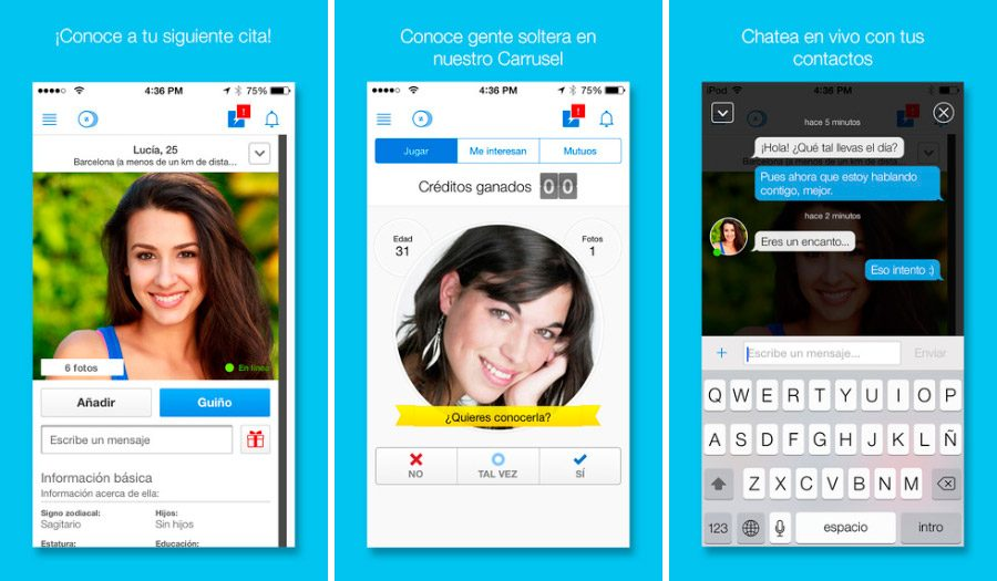 Aplicaciones para conocer gente windows masaje sexo Telde-11556