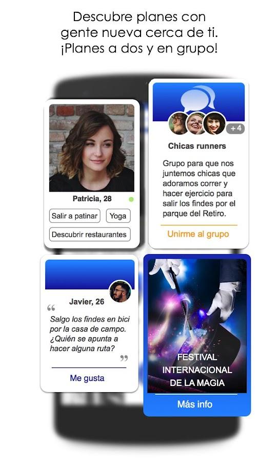 App conocer gente cerca de ti citas mujer Pamplona-63077