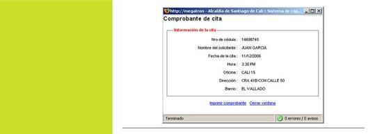 Asignacion de citas por internet registraduria chica busca sexo Lugo-52156