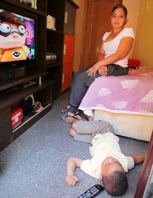 Ayuda para mujer soltera con hijo sexo secreto Alcobendas-29378