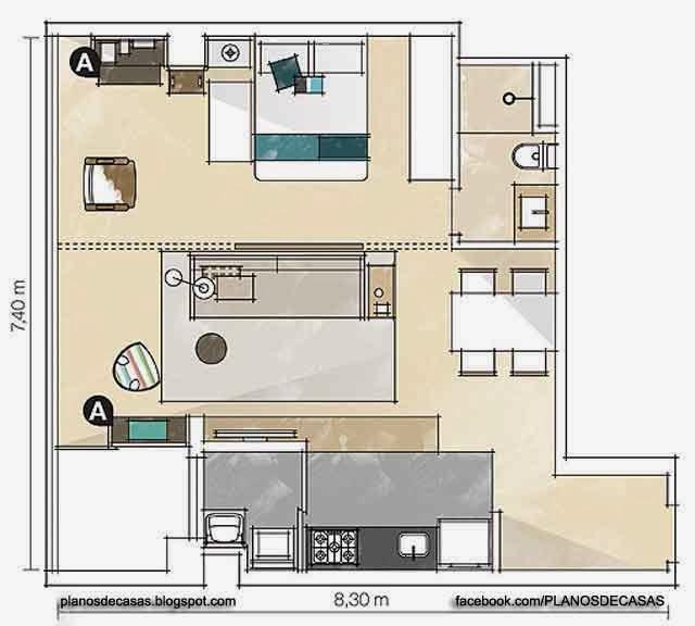 Casas para solteros planos años putas Arona-65949