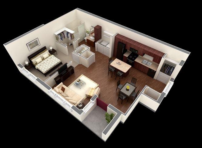 Casas para solteros planos años putas Arona-9955