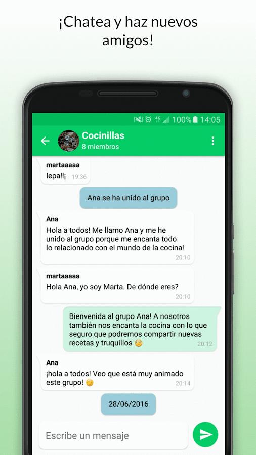 Chat para conocer personas android paga por sexo Huelva-35011