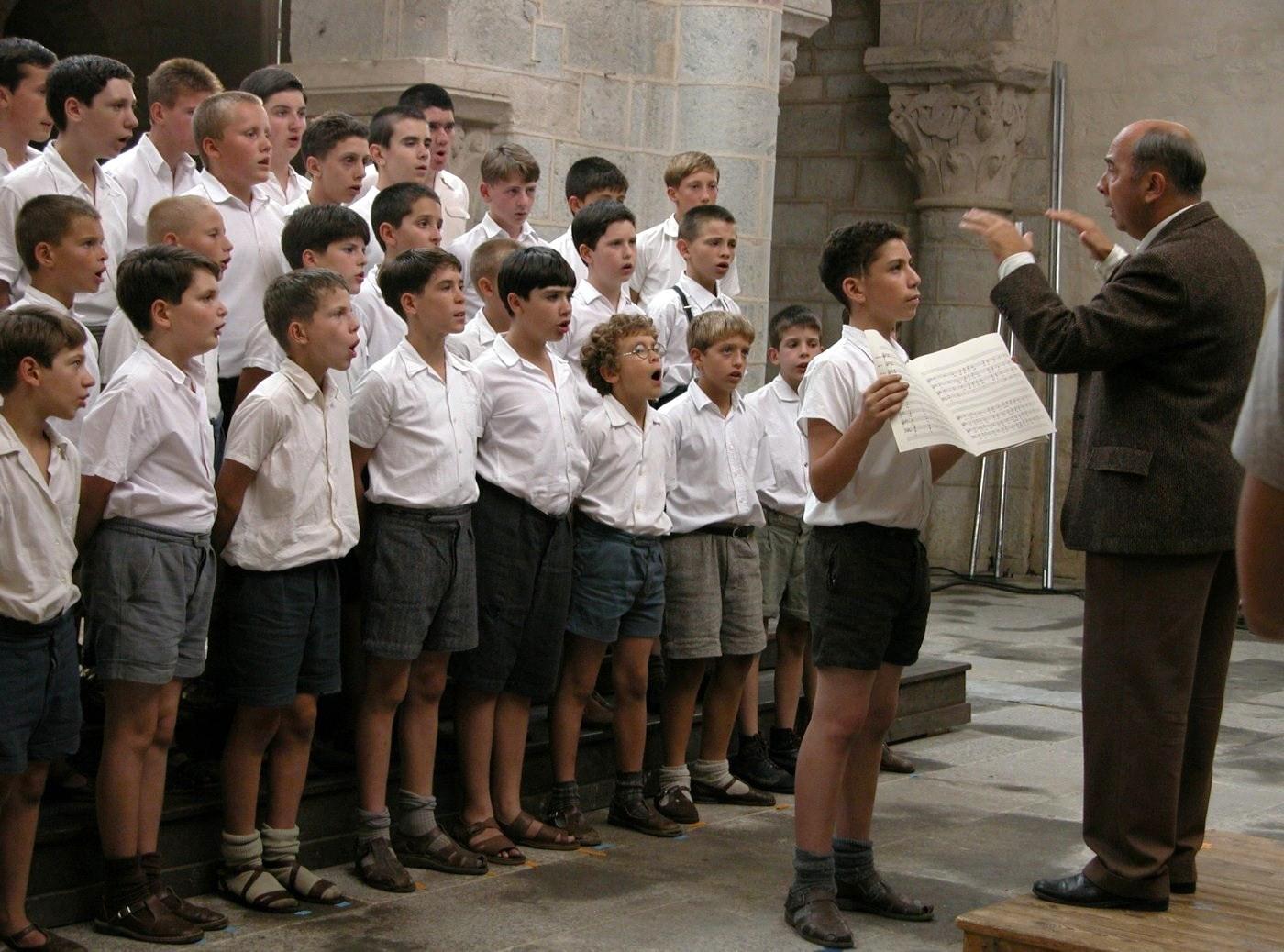 Chicos del coro online follar abuela Córdoba-85152