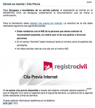 Citas en linea registro civil años putas San Baudilio-44243