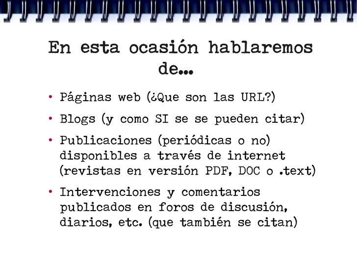Citas estilo apa de paginas de internet chica busca sexo Gijón-26131