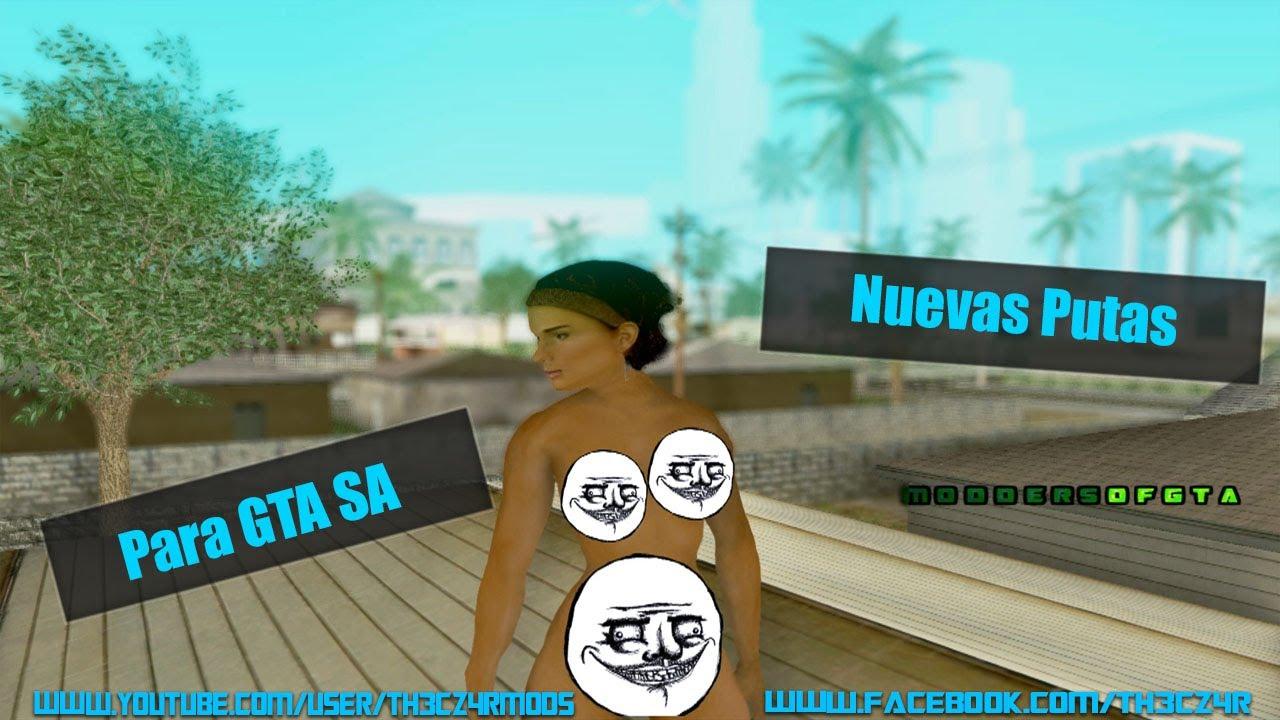 Como conocer chicas en gta 4 maduro para sexo Talavera Reina-88445