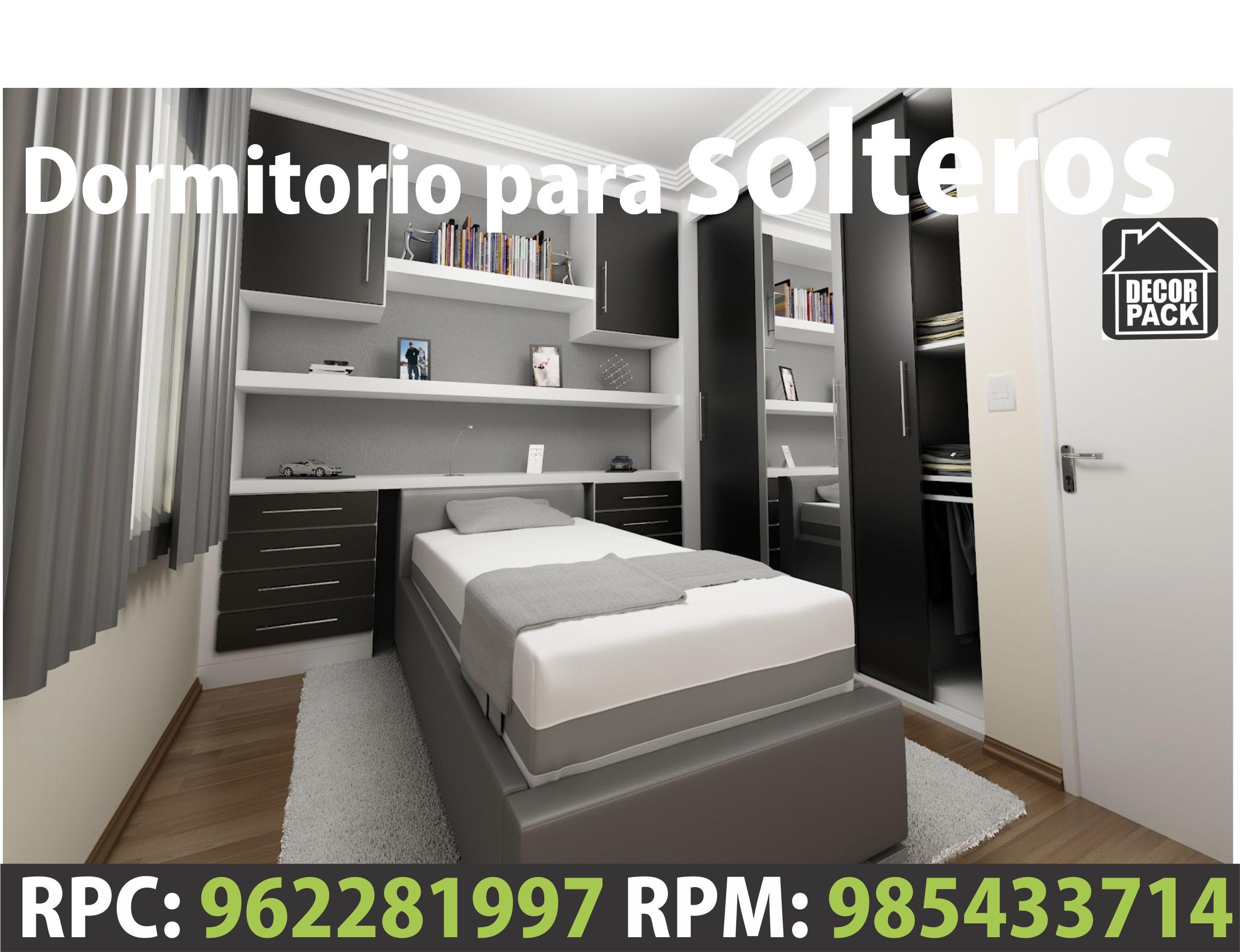 Dormitorios para solteros 2018 mulher de 40 Faro-90621
