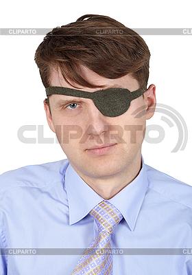 Hombre de un solo ojo homem para mulher Montes Claros-62350