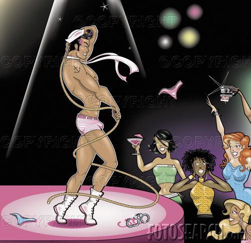 Hombre soltero caricatura anuncios mujeres Coslada-5472