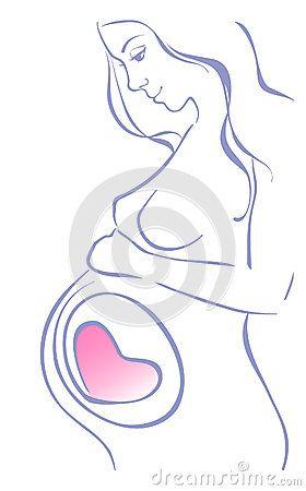 Imagen de mujer embarazada soltera menina não profissional Seixal-12246