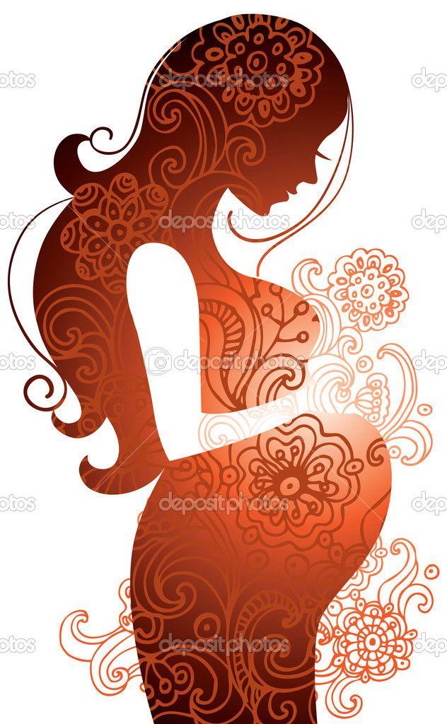 Imagen de mujer embarazada soltera menina não profissional Seixal-29218