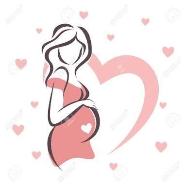 Imagen de mujer embarazada soltera menina não profissional Seixal-2591