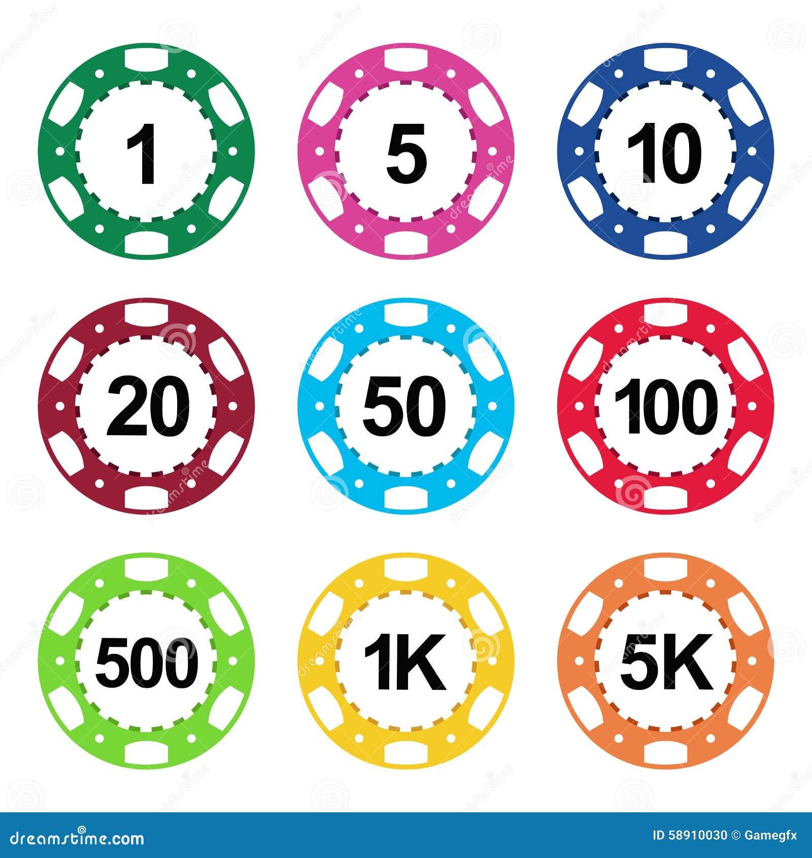 Jackpot casino fichas de poker pin-61849