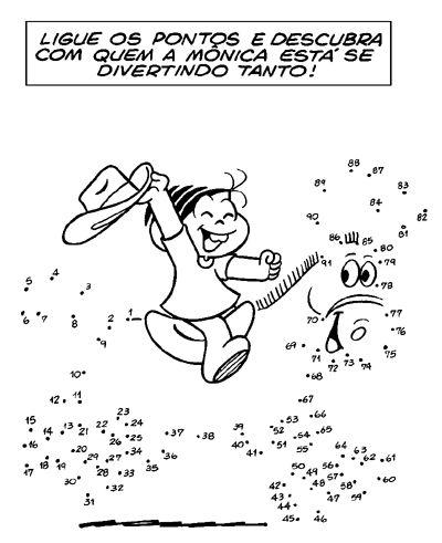 Jogos de ligar pontos da monica gratis sexo com jovem Rio Branco-1620