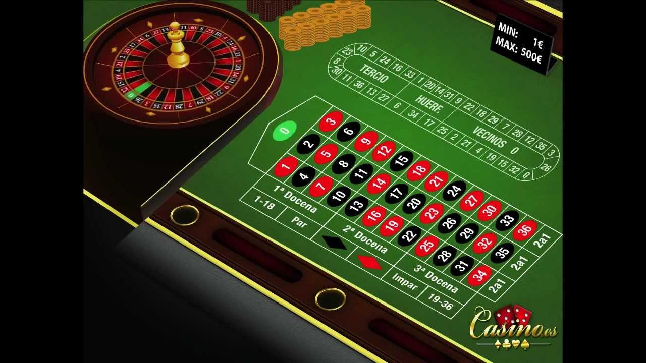 Juegos de mesa de casino reglas flujo-59487