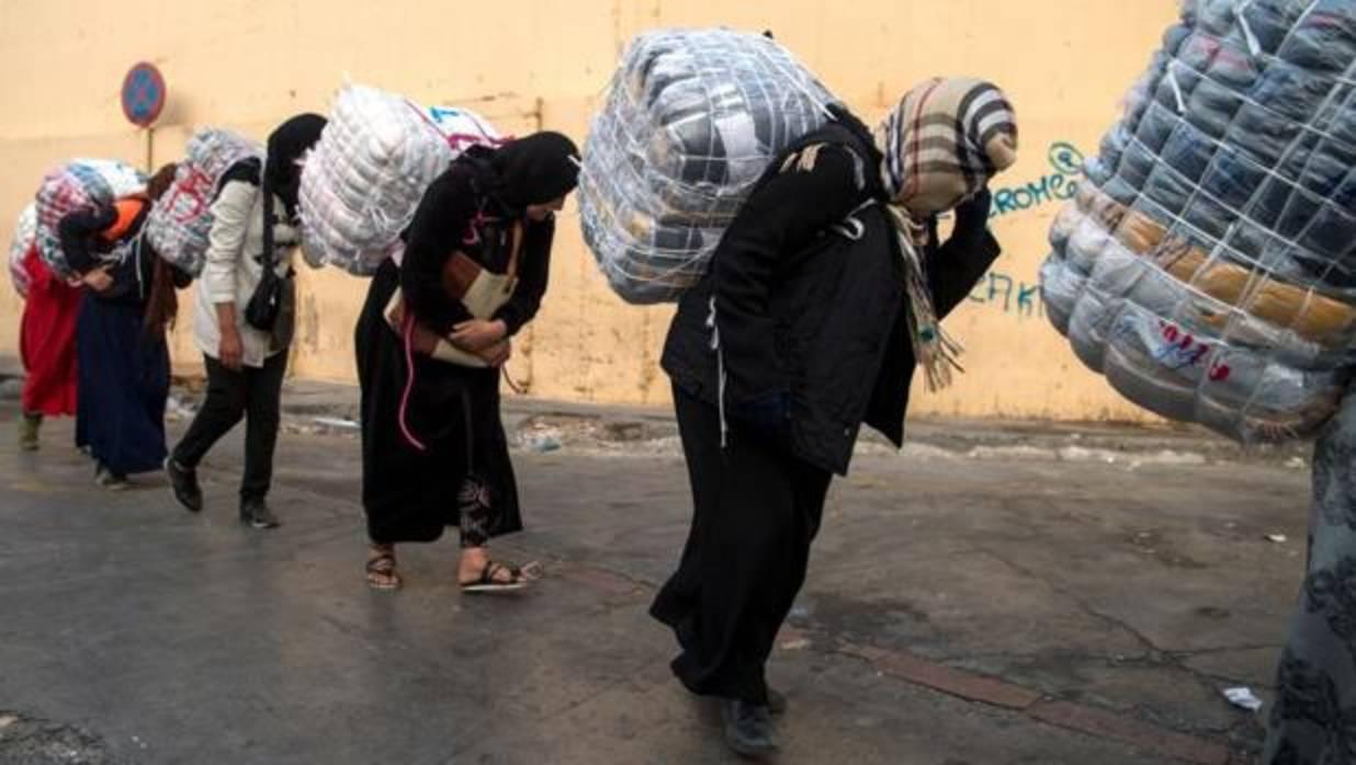 Marruecos conocer mujeres chica a domicilio Dos Hermanas-19394