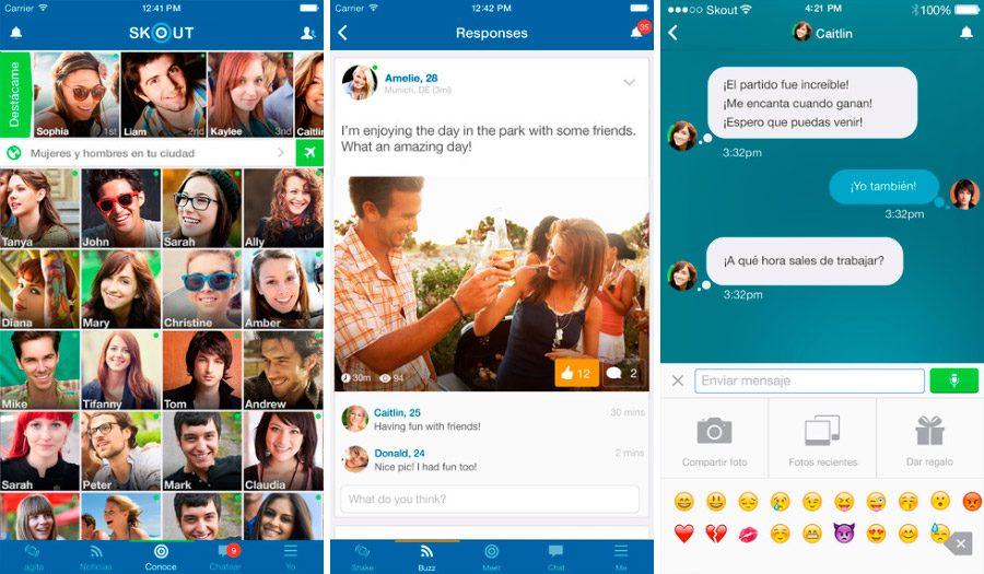 Mejor apps para conocer personas porno latina San Baudilio-98579