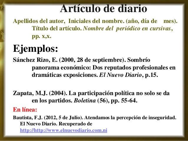 Normas apa citas web porno fotos Castellón Plana-86339