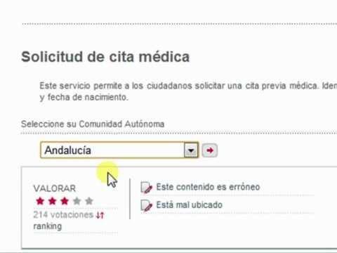 Pedir citas de cafesalud por internet chica sexo real Ceuta-8176