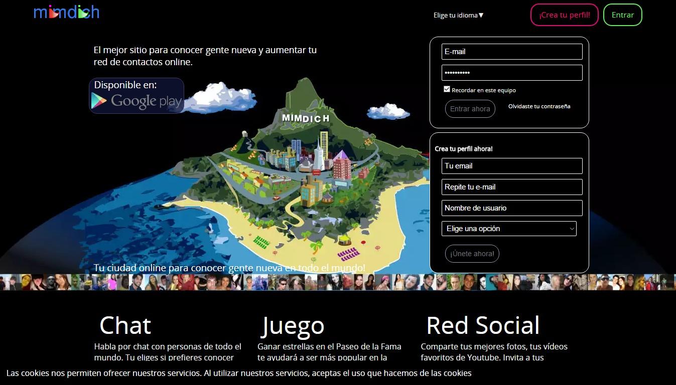 Red social para conocer a personas de otros paises procuro homem para sexo Setúbal-40495