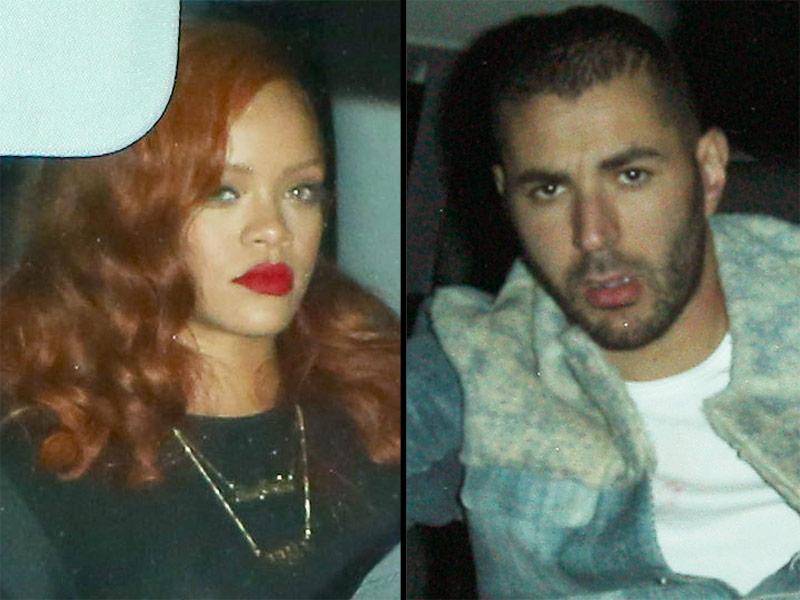 Rihanna dating real madrid xxx meninas Gondomar-97066