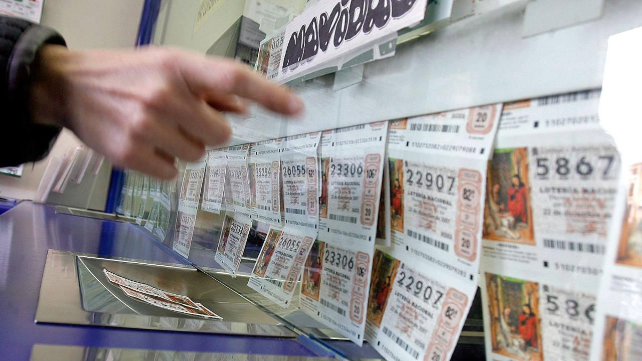 Sin depósito de lotería $30-57149