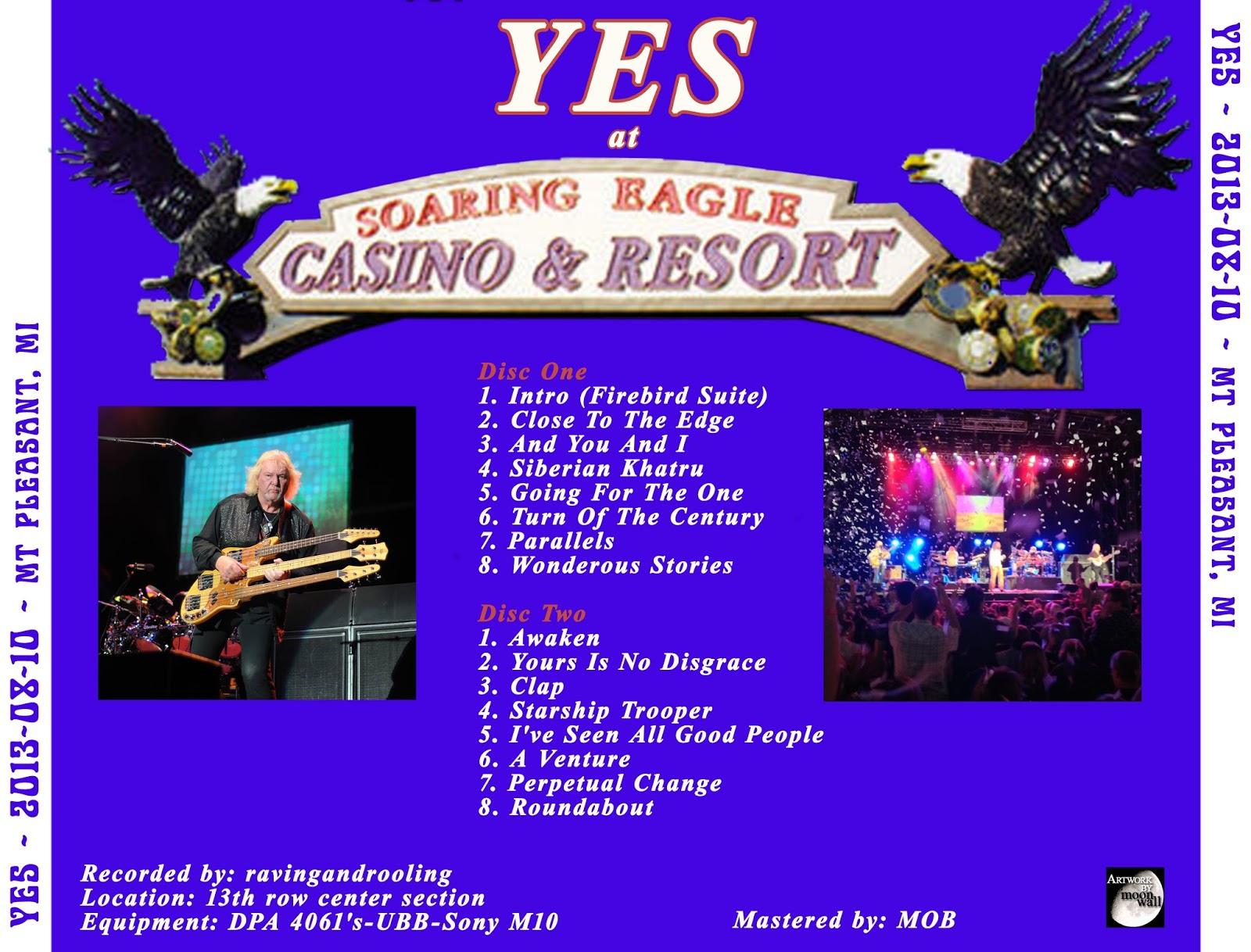 Soaring eagle casino petición de donaciones ao-7503
