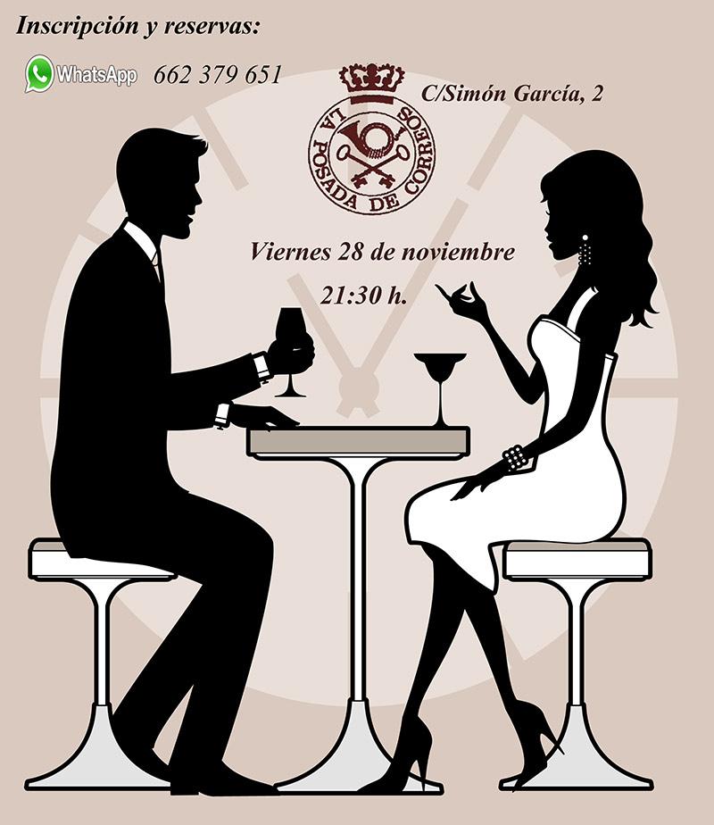 Speed dating murcia coman el chocho Móstoles-2923