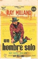 Un hombre solo ray milland porno Melilla-63538